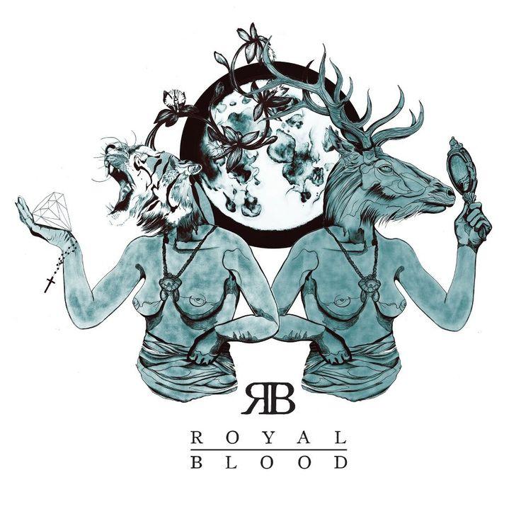 19 best royal blood images on Pinterest   Royal blood band, Band ...