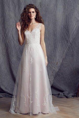 Der Traummann ist gefunden, die Traumhochzeit geplant, aber das Traumkleid fehlt noch? Kein Grund zur Sorge.Wir haben für euch die schönsten Brautkleider 2016 aufgespürt...