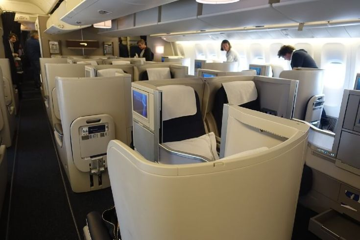 British Airways Business Class review British Airways Club world cabin layout  - empfohlen von First Class and More