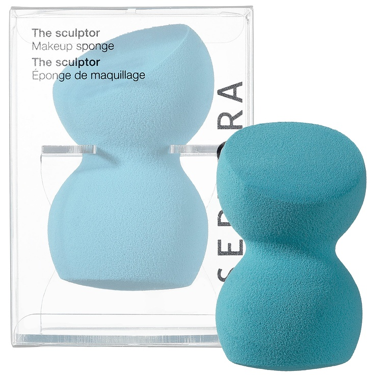 Two(2) The Silicone AntiSponge Makeup Applicators