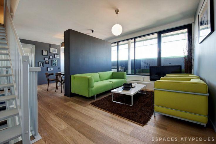 les 103 meilleures images du tableau espaces atypiques lille sur pinterest lille agence et sdb. Black Bedroom Furniture Sets. Home Design Ideas