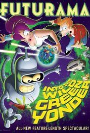 Futurama Into The Wild Green Yonder 2009 Full Movie. Dark forces older than time itself are on the attack, hell-bent on stopping the dawn of a wondrous new green age. Don't you hate when that happens? Even more shocking: Bender's in love with...