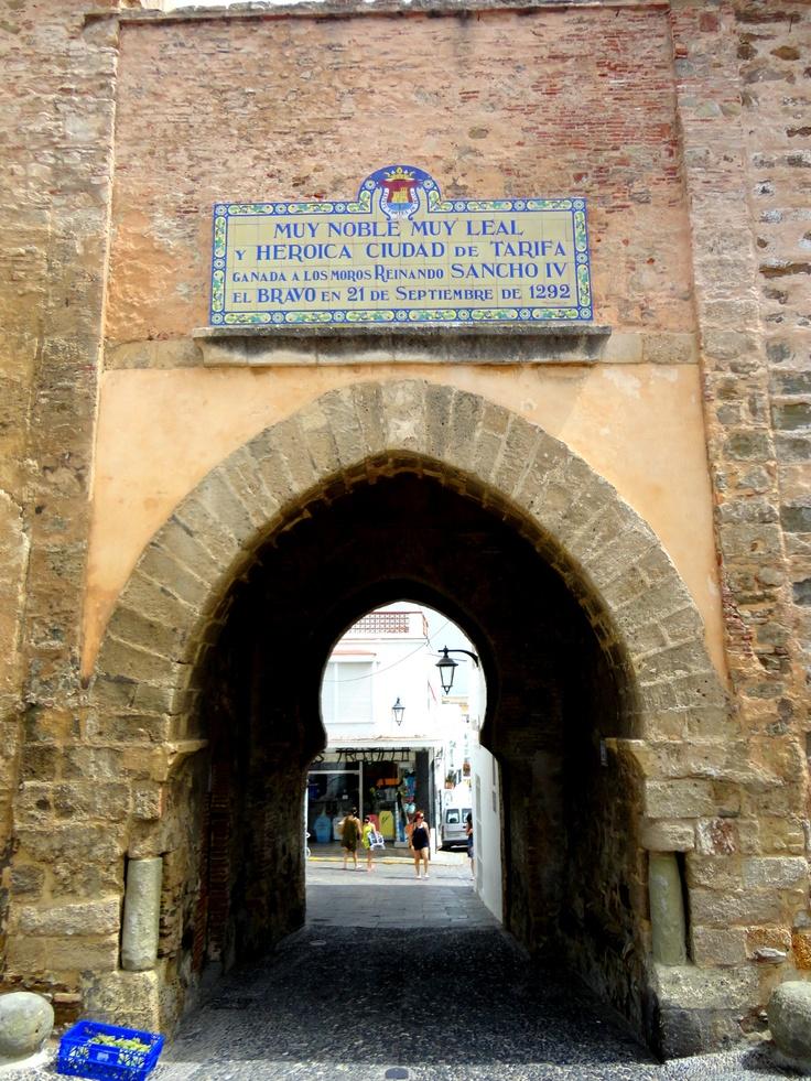 Puerta De Jerez Tarifa Spain Places I D Like To Go