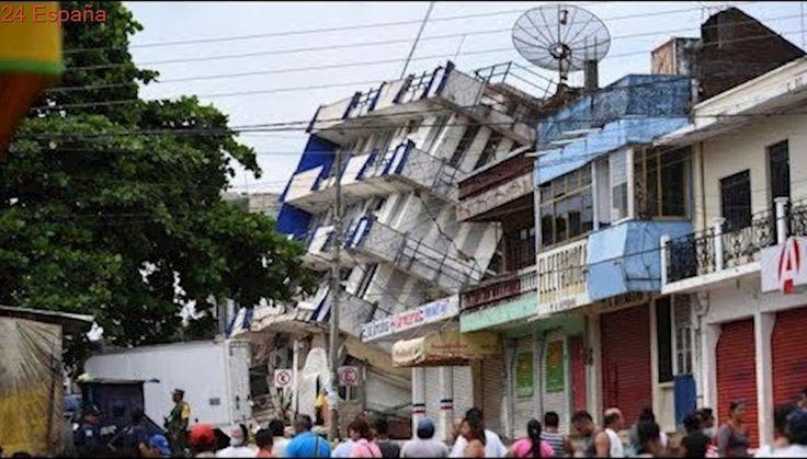 Asi tembló en México hoy 19 de septiembre 2017