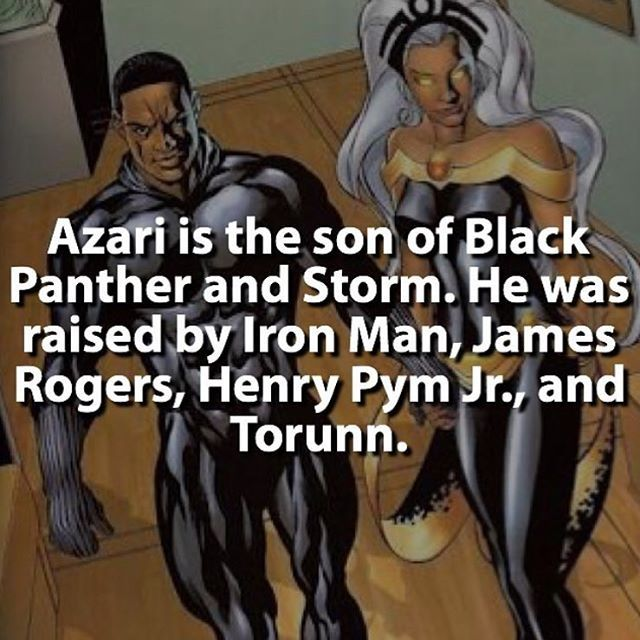 THEY SHOULD MENTION STORM IN THE BLACK PANTHER MOVIE!!!!! HALLE BERRY SHOULD BE IN THAT MOVIE!!!!!!!!!