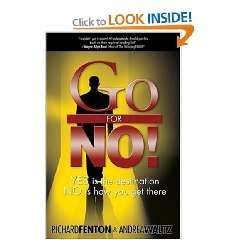 Being in network marketing myself I picked up this book with doubt. I was under the impression YES was the goal. How my approach to marketing has changed after being influenced by this book. The basic idea explained is that as marketers we should measure the NO responses as our benchmark and almost ignore the YES measurements. As we get better in marketing our business or products we will improve our ratio of Yes:No and our ability to improve in a structured planned manner. Its a Short read…