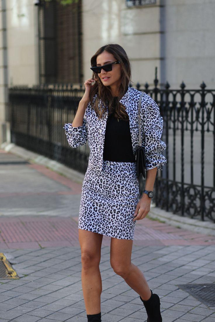 #amp #Animal #dressy casual outfit #Match #Mix #Print animal print mix & match ...
