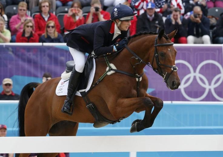 London Olympics 2012: Team GB Grab Equestrian Team Eventing Silver - International Business Times UK