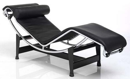 Le Corbusier - Chaise longue LC 4 by Cassina