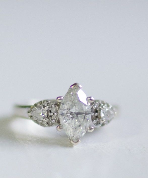 How to clean diamond ring at home