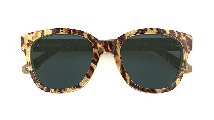 Alex Perry glasses - AP SUN RX 27