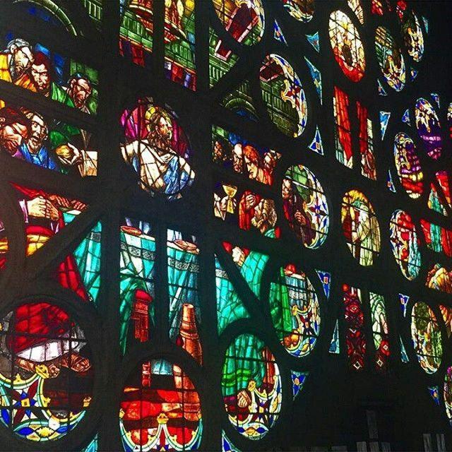 Arte gótico de la Catedral de #Manizales  vía @micstyleme  #ManizalesSinFiltro