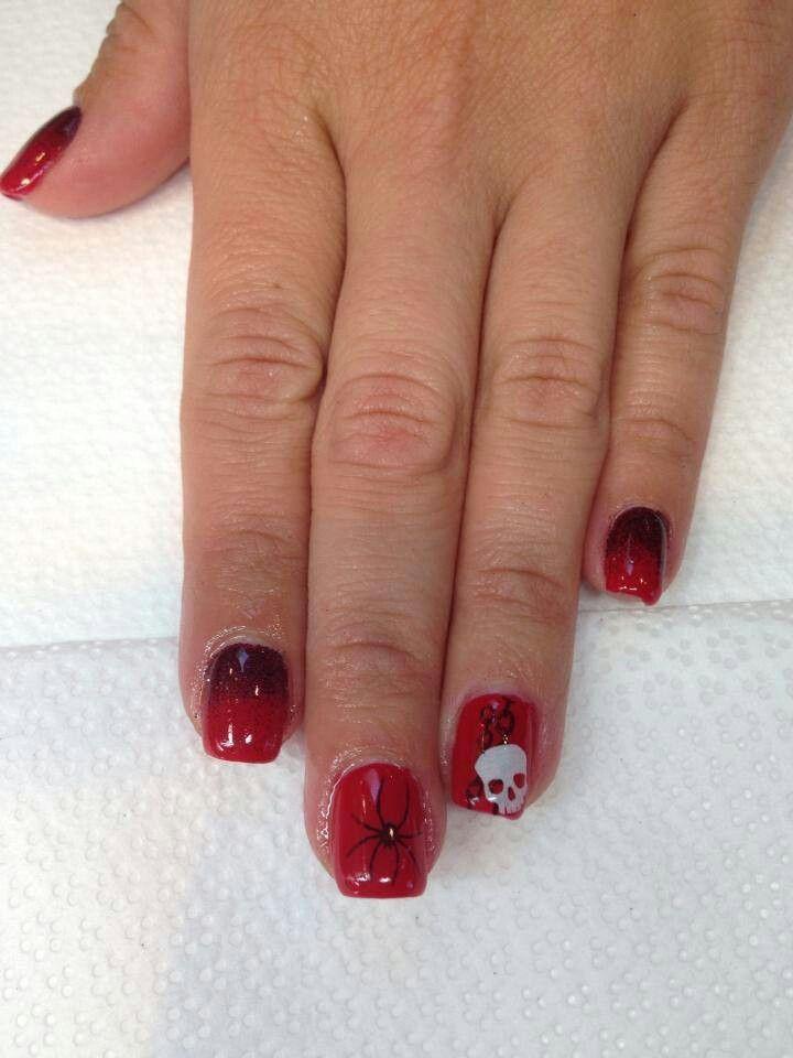 Halloween NAILS | Nails | Pinterest | Halloween Nails, Nails and Nail Art