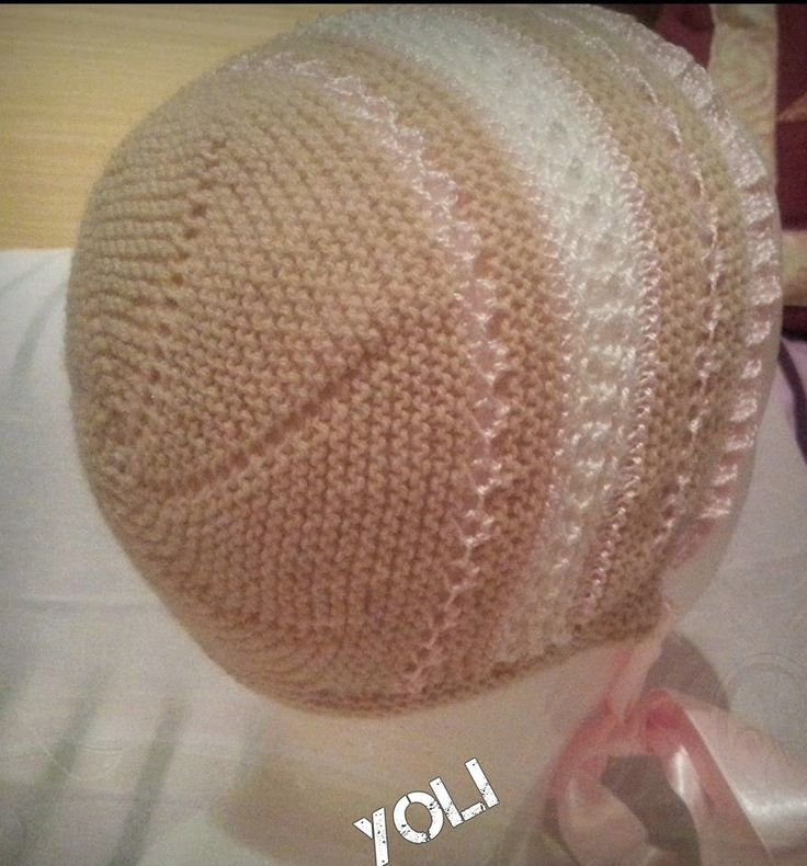 M s de 1000 ideas sobre gorros de punto en pinterest - Como hacer punto de lana para principiantes ...