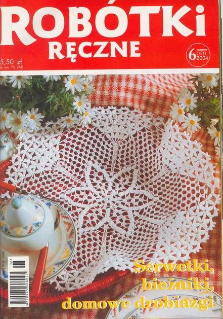 Robótki Ręczne 6 2004 - Anna Szewczyk - Álbumes web de Picasa
