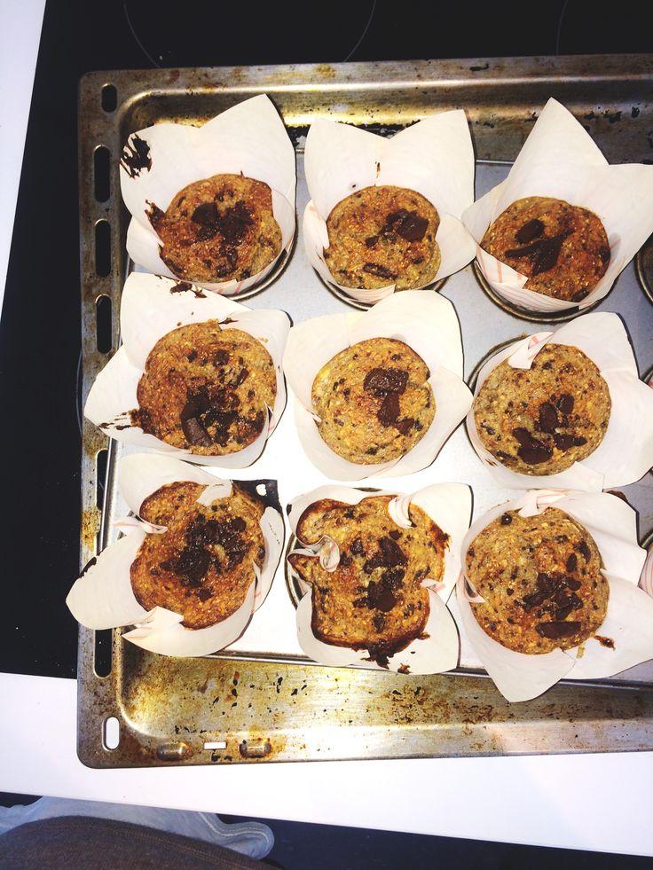 Banana muffins - step 16