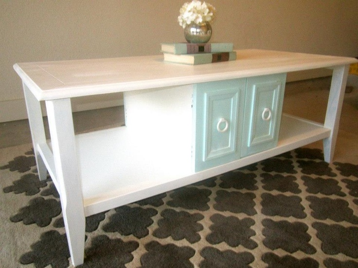 Shabby Chic Coffee Table Our Own Lovlies Pinterest Shabby Chic Coffee And Coffee Tables