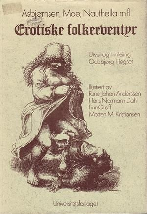 """""""Erotiske folkeeventyr"""" av Oddbjørg Høgset"""