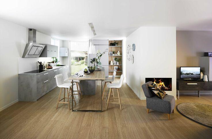 12 best Cuisine images on Pinterest Cooking food, Kitchen ideas - vinylboden f r k che