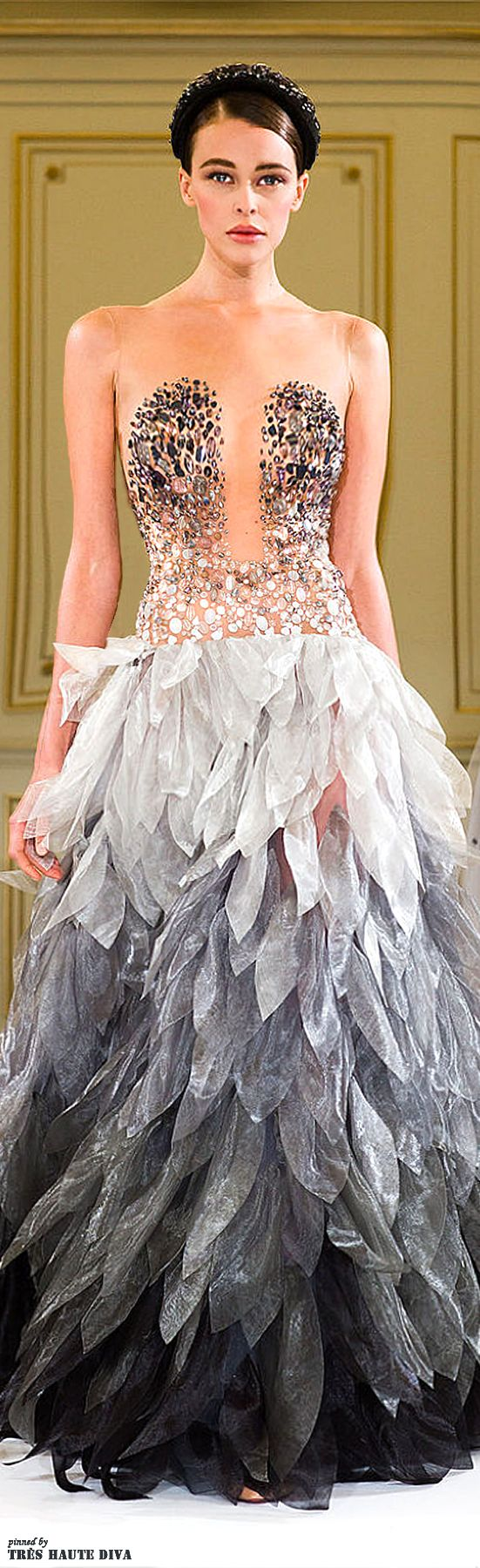 Yulia Yanina Spring/Summer 2014 Couture