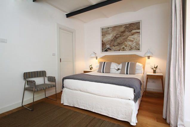 standard room @ Locanda Rossa, Capalbio (Maremma/Tuscany), Italy