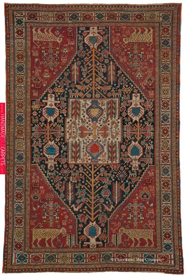 19th Century Qashqai Shekarlu Antique Rug Oriental Rugs Pinterest Rugs Persian Rug And Rugs On Carpet Rugs On Carpet Rugs Persian Carpet