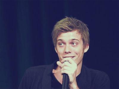 Cuteness  Jake abel