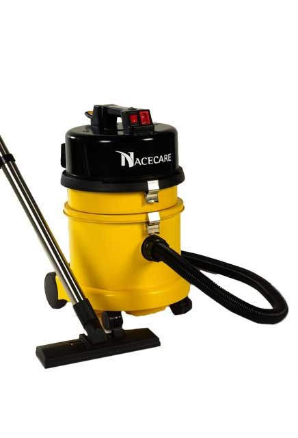 Dry vaccum NVQ 372H: Dry NVQ 372 H vacuum with kit