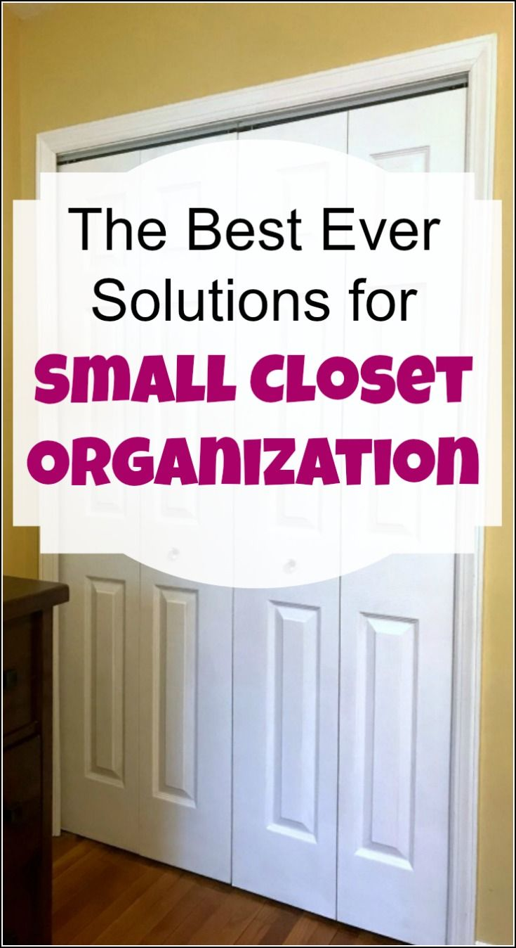 Organizing a small closet can be tricky. Here are my best ever solutions for small closet organization as well as how to organize shoes in a small closet. With a small closet organizer, you can fit more than you think. organize small closet, organizing small closet, how to organize a small closet via @justthewoods