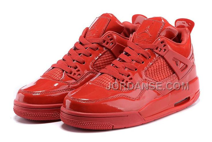 """https://www.jordanse.com/air-jordan-4-retro-11lab4-red-patent-leather-for-sale-new-arrival.html AIR JORDAN 4 RETRO 11LAB4 """"RED PATENT LEATHER"""" FOR SALE NEW ARRIVAL Only 80.00€ , Free Shipping!"""