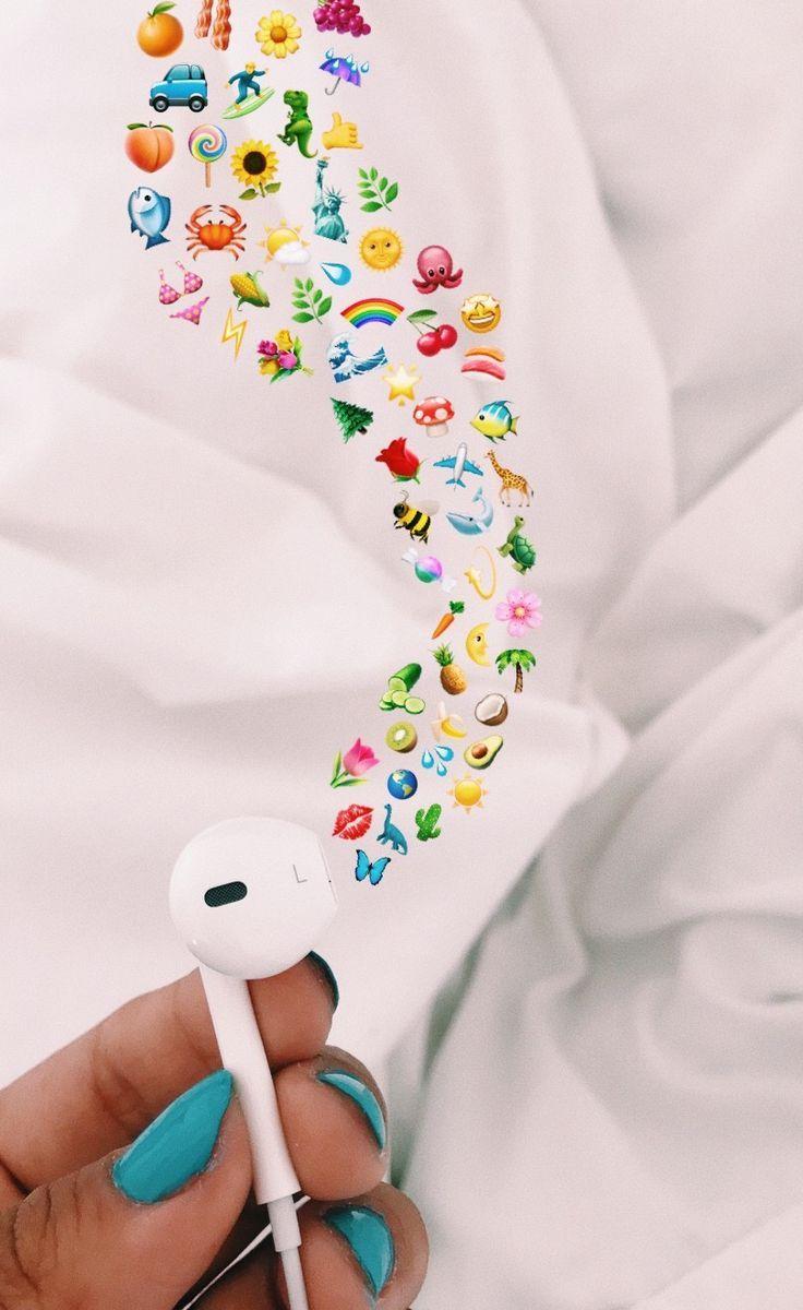 Snapchat Tumblr Fotografie Emoji Hintergrund Snapchat Ideen