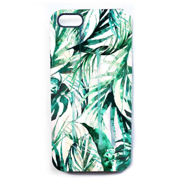 Paradise Palms Phone Case | Nikki Strange | Wolf & Badger / Homeware / Fun Stuff
