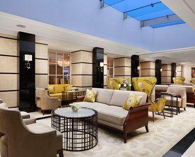 Conrad London St. James Hotel, GB - Emmeline's Lounge