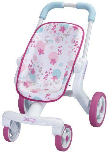 Smoby - 511222 - Poupée et Mini-Poupée - Baby Nurse - Poussette Pop Smoby http://www.amazon.fr/dp/B007YXI062/ref=cm_sw_r_pi_dp_NLDlub0FFFGQ0