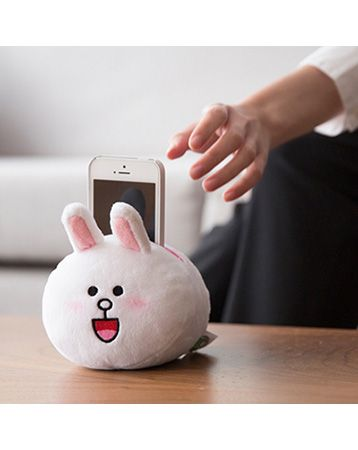 K2POP - LINE FRIENDS STORE OFFICIAL GOODS : CONY MOBILE HOLDER