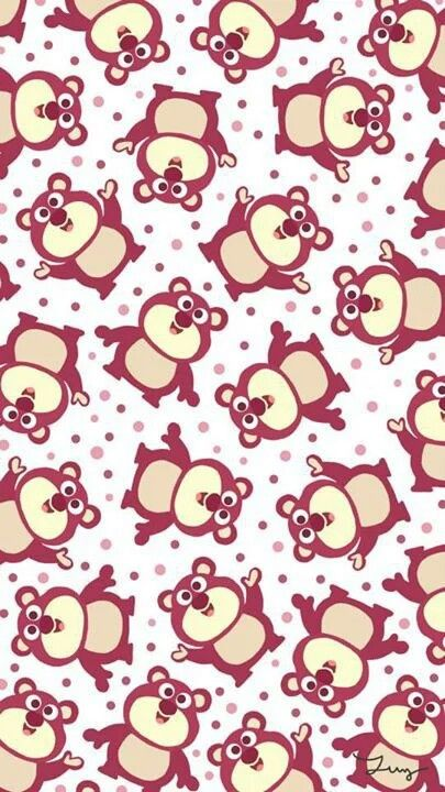 Toy Story's (Lotso)