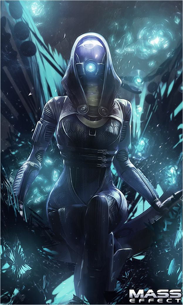 mass effect art - Bing Images