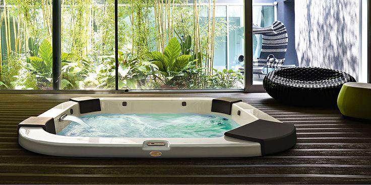 Twoje domowe SPA - basen w domu.