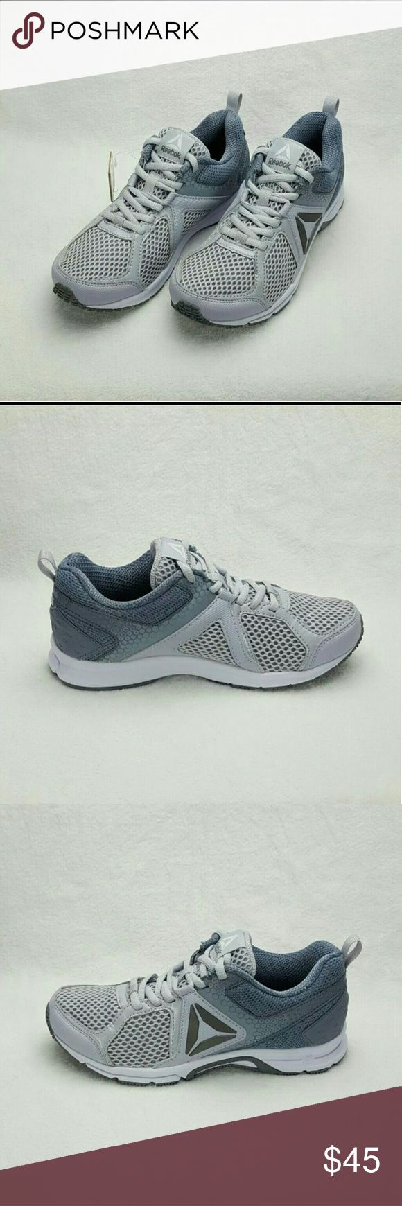 Reebok Runner for Women Reebok Runner for Women  Brand New with Box  -  Never Worn Size 6.5 Color  -  Gray Lace Up Heel Pull Loop Reebok Shoes Athletic Shoes