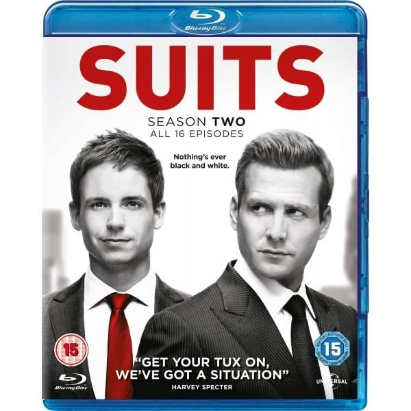 http://ift.tt/2dNUwca | Suits Season 2 Blu-ray | #Movies #film #trailers #blu-ray #dvd #tv #Comedy #Action #Adventure #Classics online movies watch movies  tv shows Science Fiction Kids & Family Mystery Thrillers #Romance film review movie reviews movies reviews