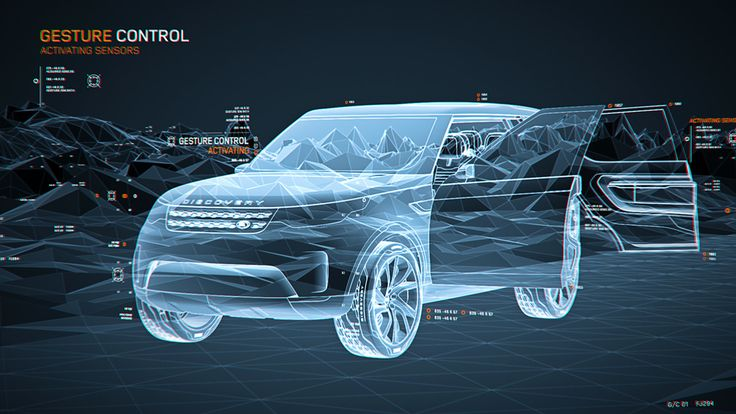 Land Rover – Future Technologies on Behance