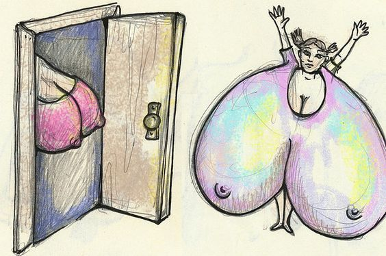 This Is What Breast Reduction Surgery Feels Like