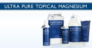 Ancient Minerals Magnesium Oil - Actually a 112 mg/mL aqueous solution; SO MUCH CHEAPER to make at home!!!