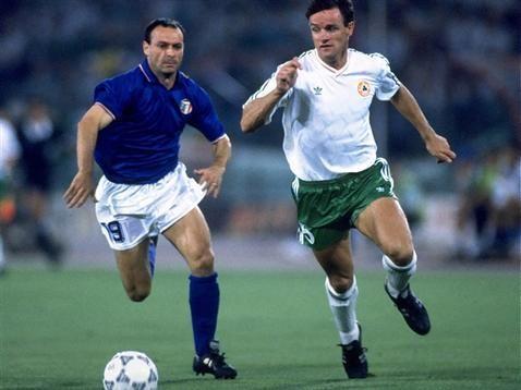 1/4: Ireland - Italy 0:1