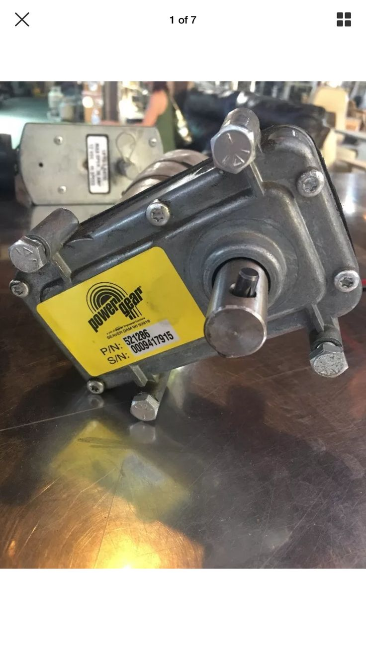 Power gear slide out motors at arizona rv salvage powergear