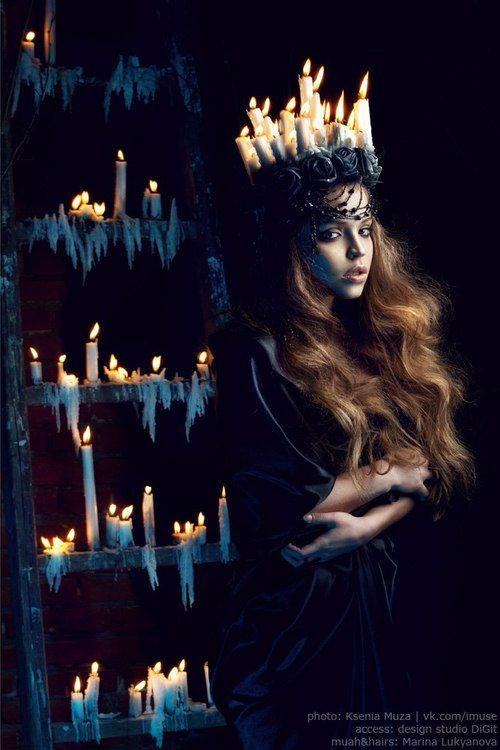 Fantasy | Magic | Fairytale | Surreal | Myths | Legends | Stories | Dreams | Adventures | Dark | Candles | Crown