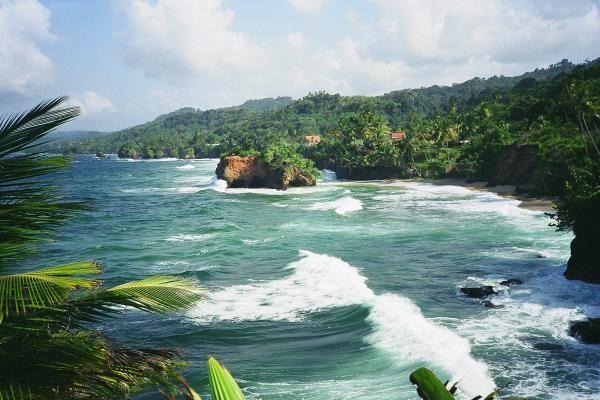 Paria Beach, Trinidad & Tobago