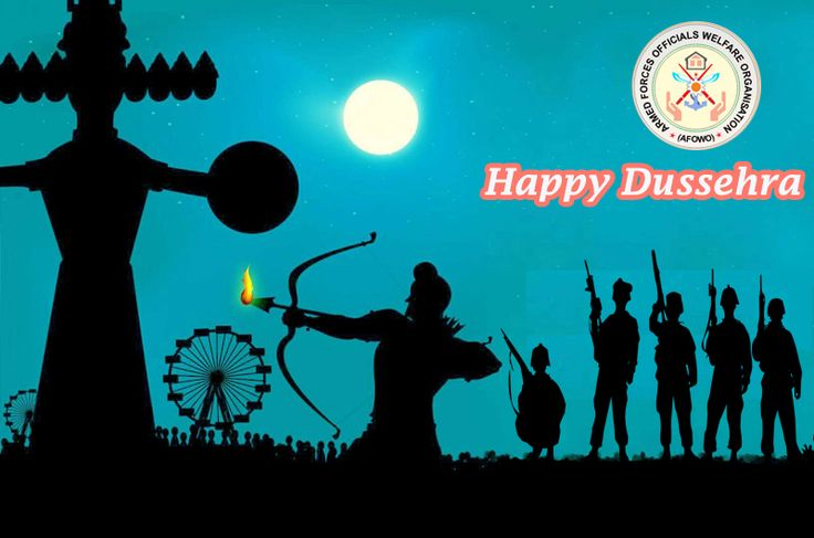 AFOWO wishes you all a very Happy Dussehra