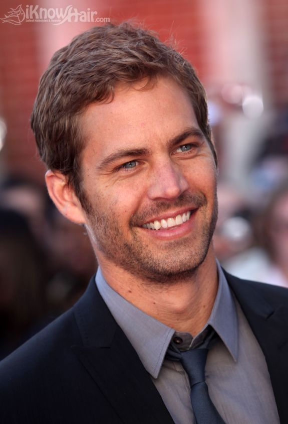 Paul Walker Hairstyles | Paul Walker Hair Styles | Men Hairstyles ...
