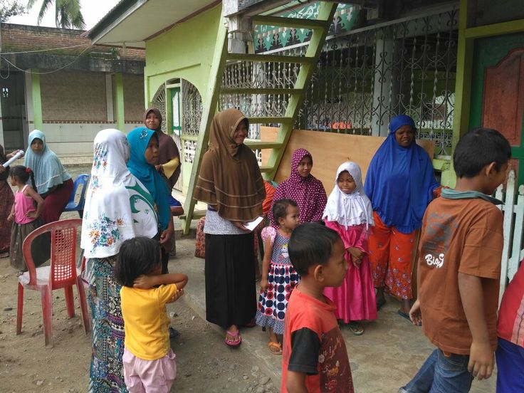 Spesial Report Donasi Aceh | Abulyatama Indonesia